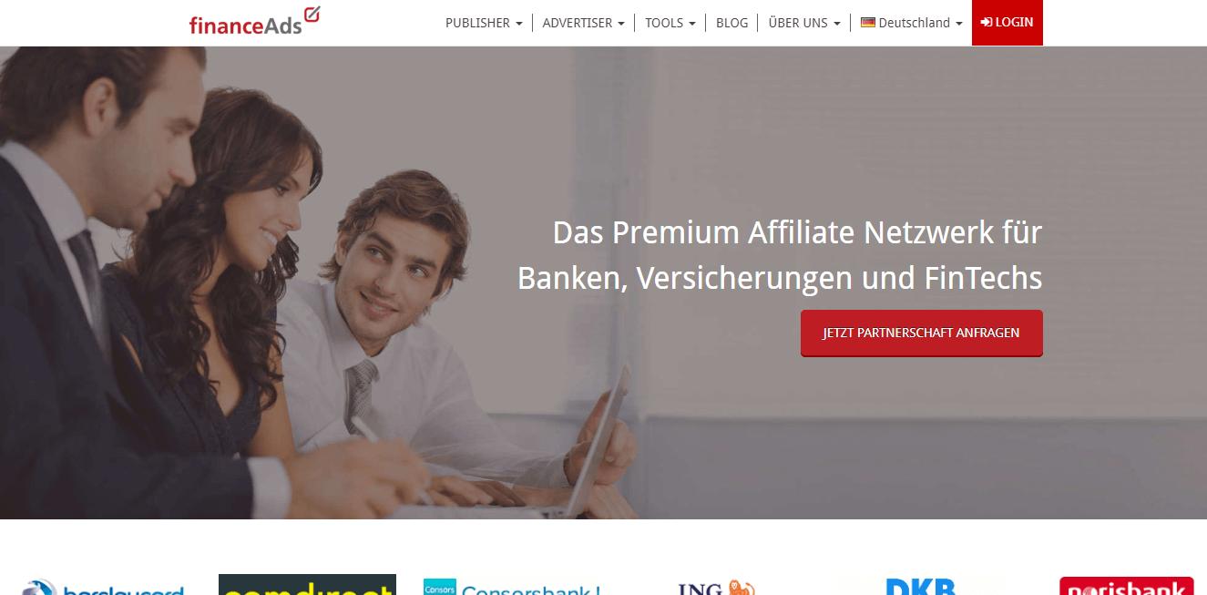 FinanceAds International GmbH