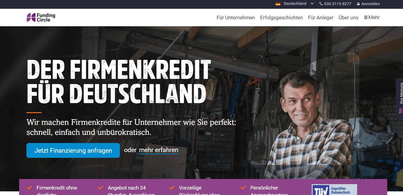 Funding Circle Deutschland GmbH