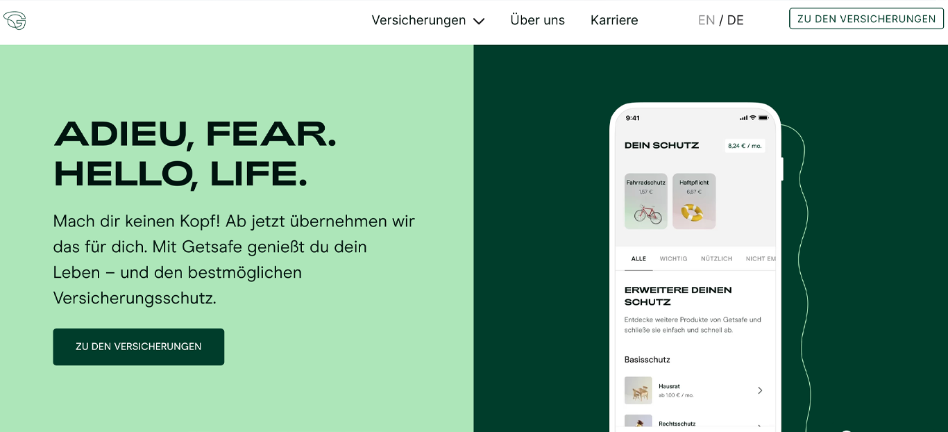 Getsafe Digital GmbH