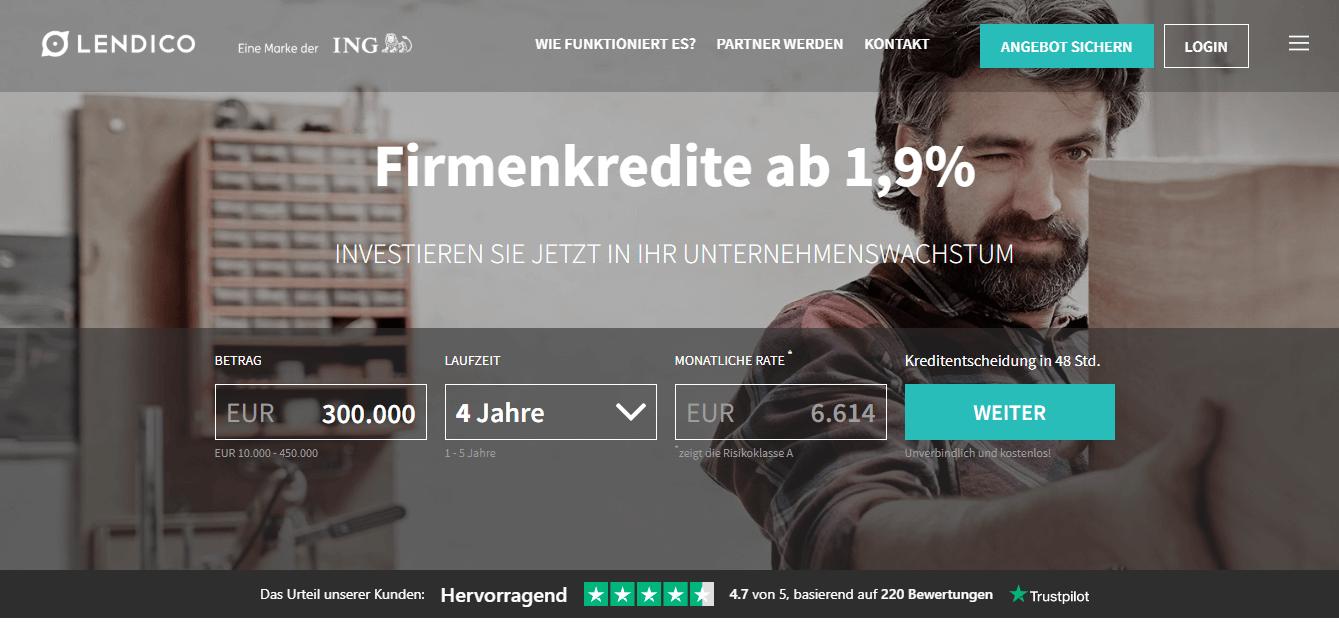 Lendico Deutschland GmbH