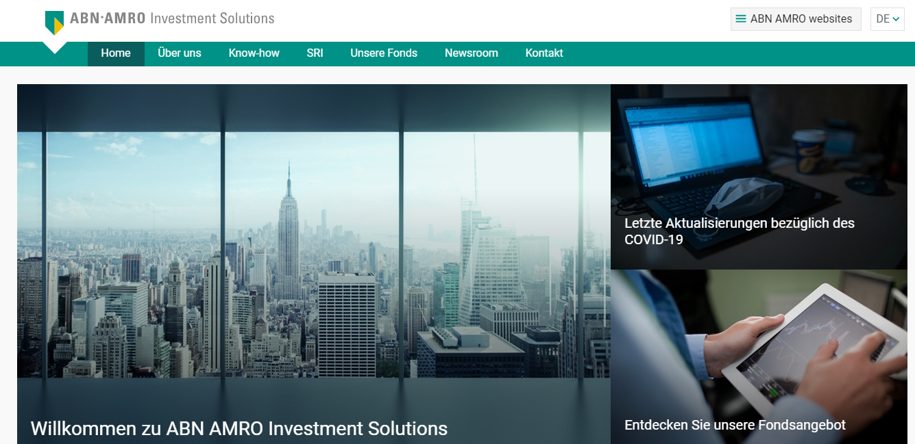 ABN AMRO Investment Solutions S.A.