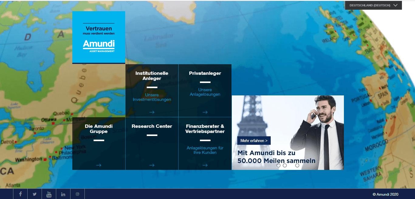 Amundi Deutschland GmbH