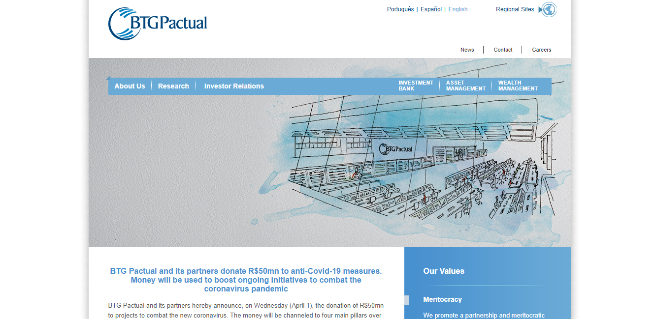 BTG Pactual Group
