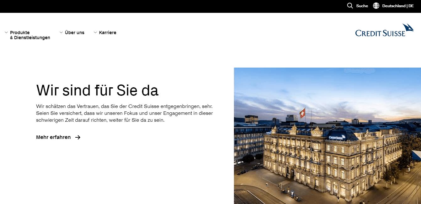 Credit Suisse (Deutschland) AG