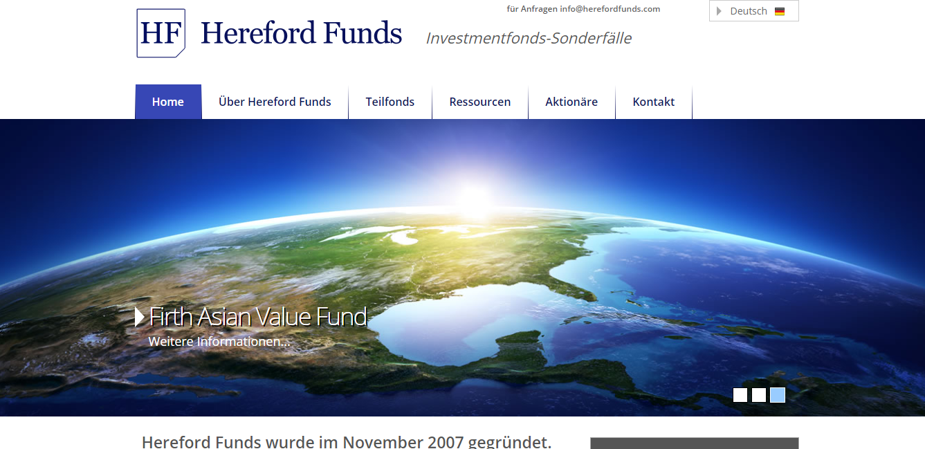 Hereford Funds