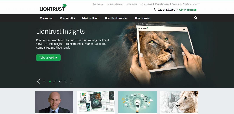 Liontrust Asset Management PLC