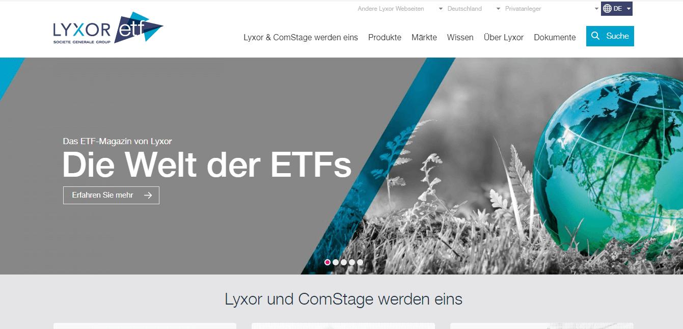 Lyxor International Asset Management S.A.S.