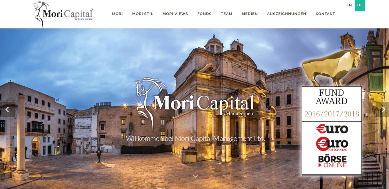 Mori Capital Management Ltd