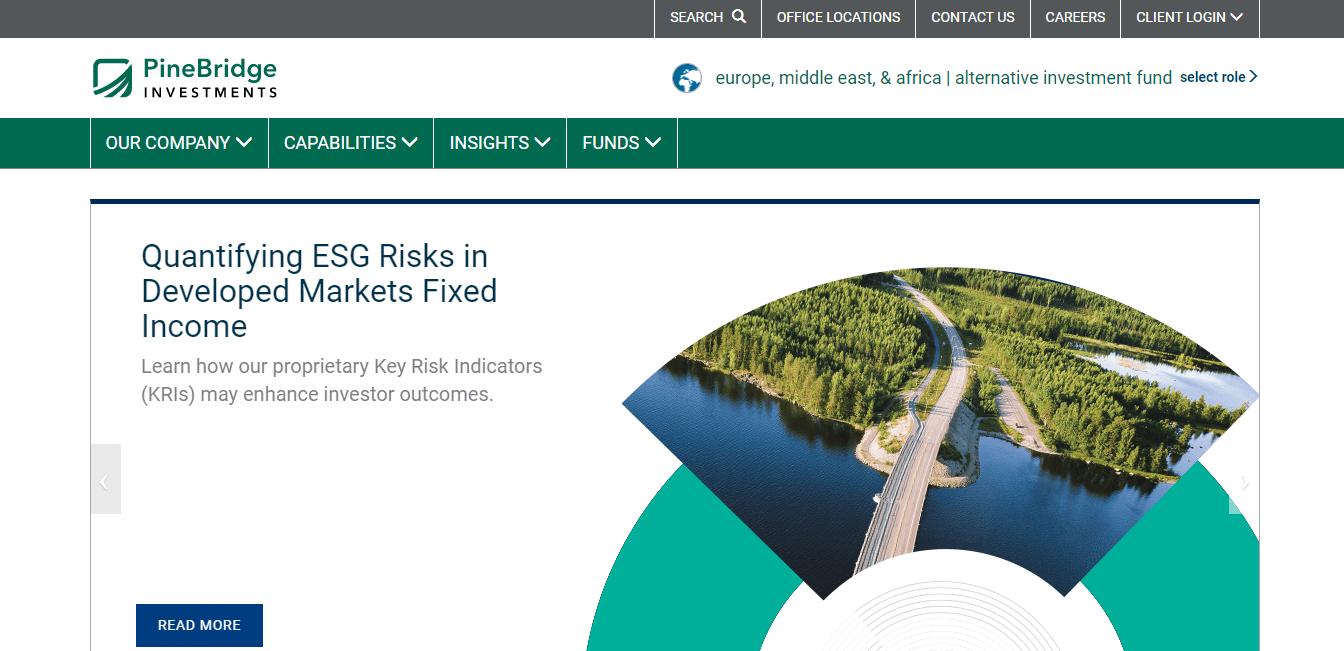 PineBridge Investments Deutschland GmbH