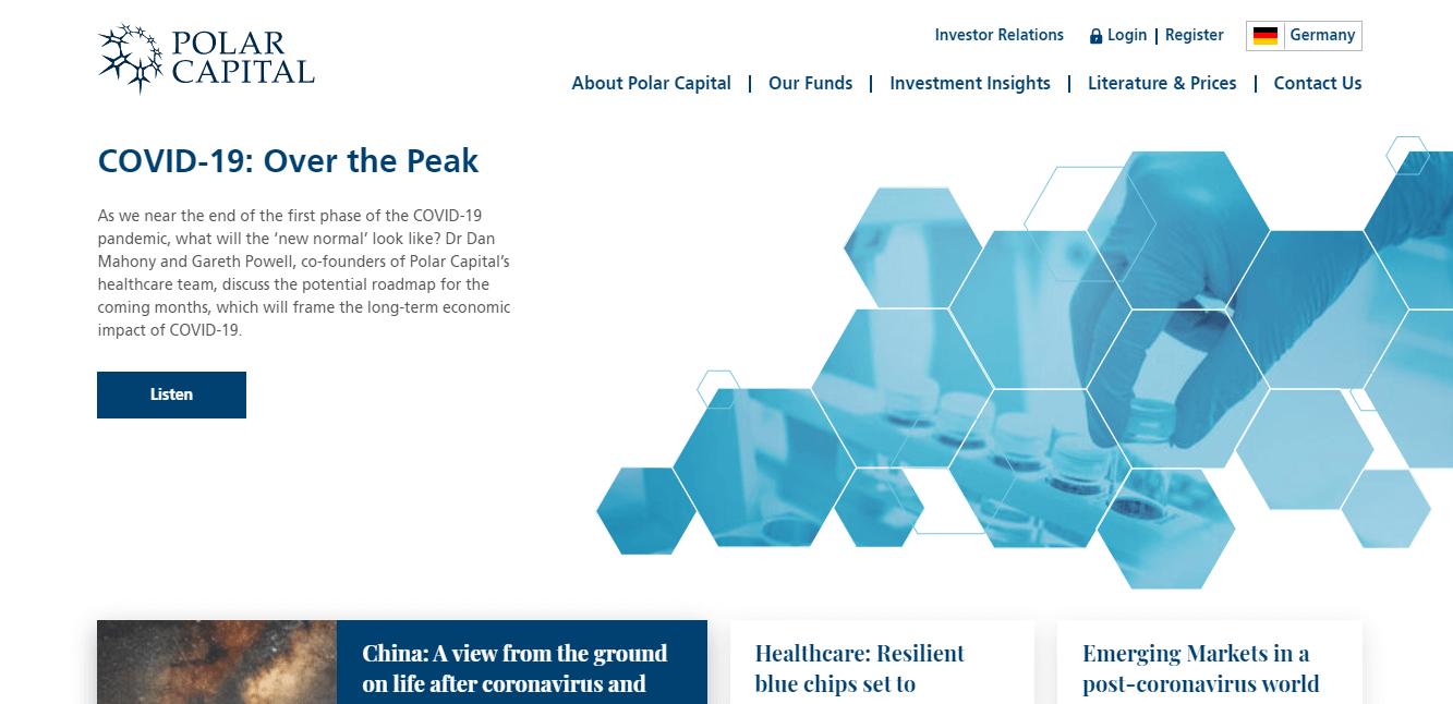 Polar Capital Holdings plc