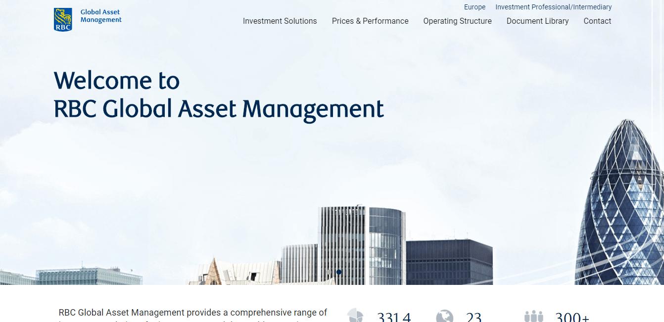 RBC Global Asset Management (UK) Limited