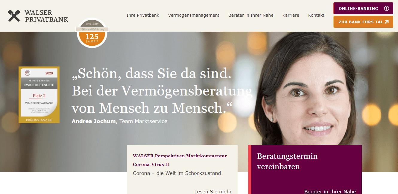 Walser Privatbank AG