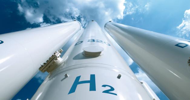 Wasserstoff Fabrik