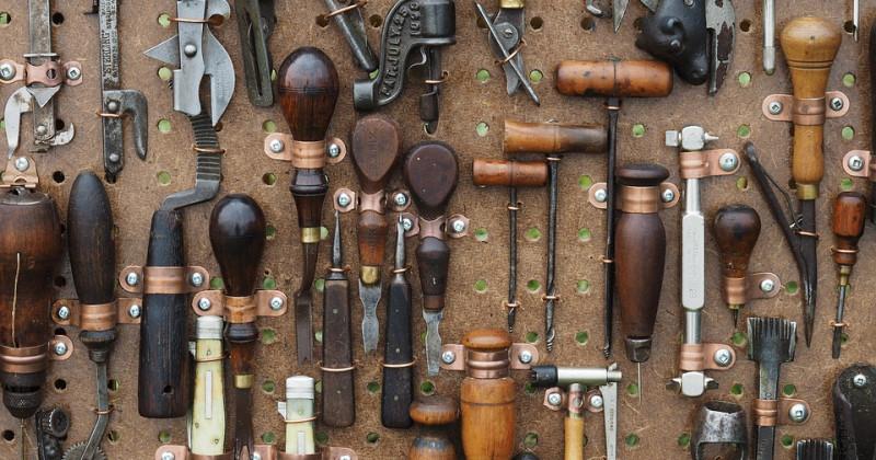 Arbeitsgeräte
