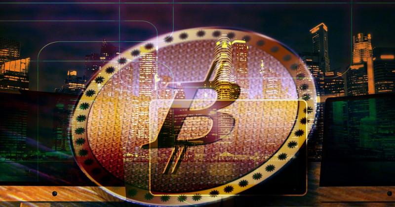 Bitcoin Stadt