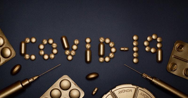 Covid-19 Zeichnen