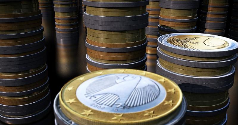 Deutsche Zwei-Euro-Münze