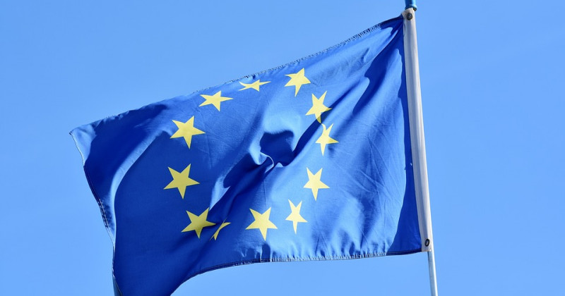 Europäische Flagge