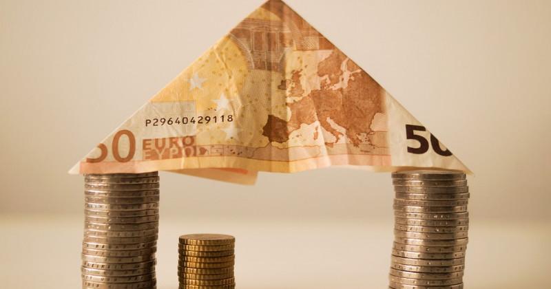Hausförmiges Geld