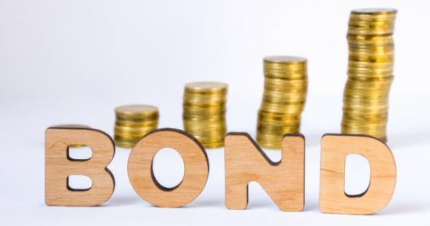 Münzen und Bond-zeichen