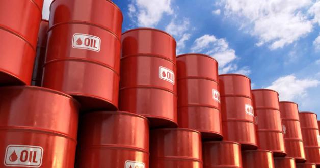 Erdöl Barrel