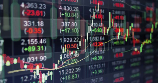 Anzeigetafel Finanzmärkte