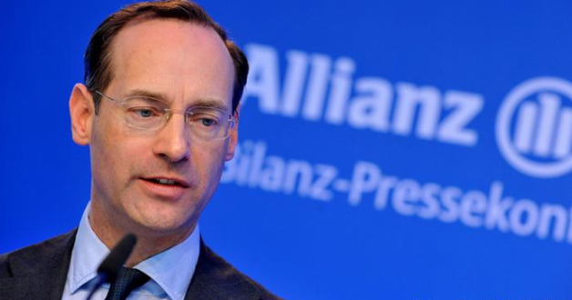 Oliver Bäte Allianz-Chef