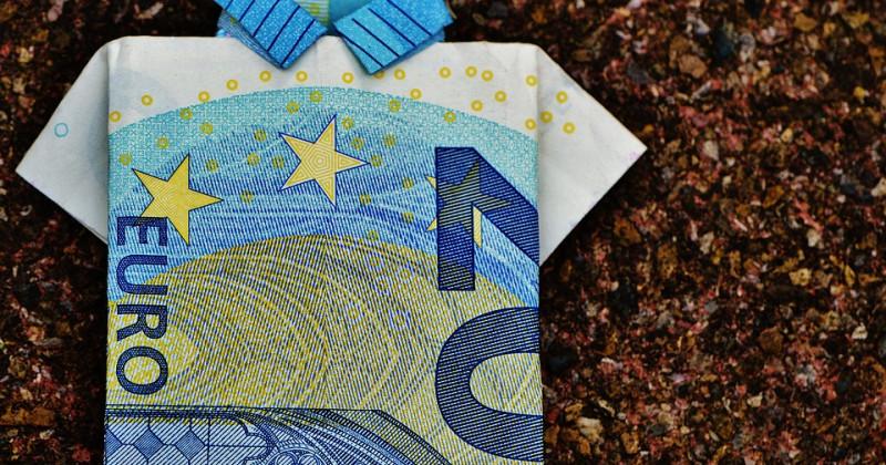 Zwanzig Euro Polokarte