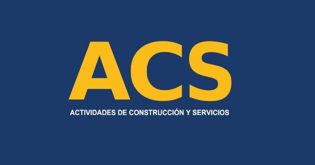 ACS, Actividades de Construccion Y Servicios, SA