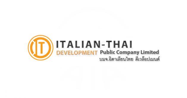 Italian-thai Development Pcl